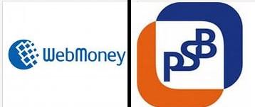 webmoney+psbank